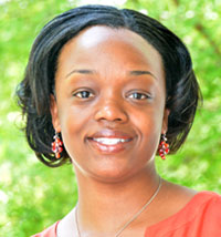 Philicia Kennedy Duncan, PNP, of ABC Pediatrics, Fayetteville, GA